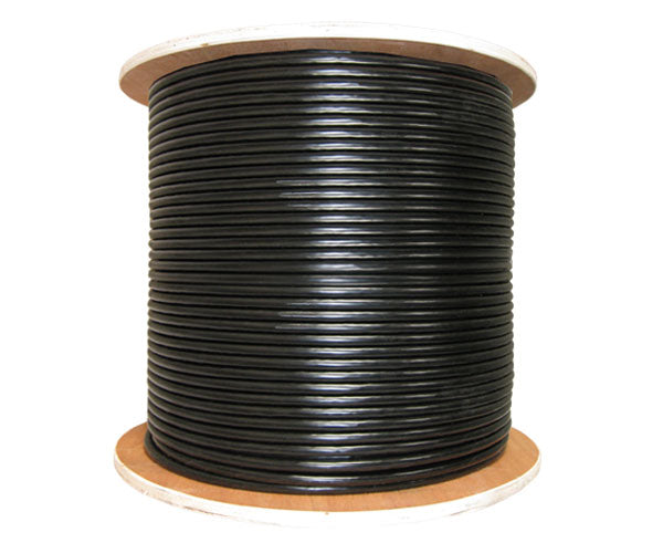 Gel Filled Primus Cable CAT5E Outdoor Bulk Ethernet Cable Direct Burial Solid Copper UTP CMX 24 AWG 1000ft