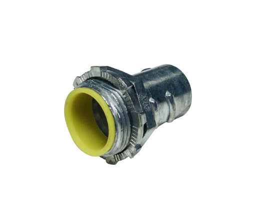 BX-Flex Connectors, Insulated, Zinc Die Cast