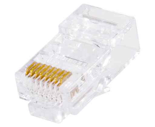 CAT5E Easy Feed RJ45 Modular Plugs