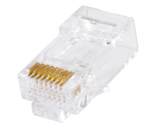 CAT6 Easy Feed RJ45 Modular Plugs