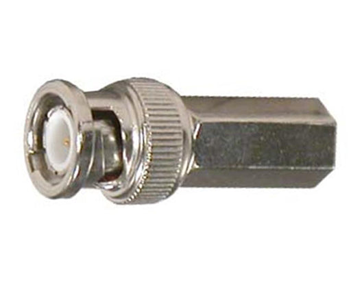 RG6 Male Twist-on BNC Connector