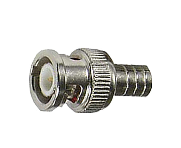 RG6 2-Pcs Crimp-on BNC Connector for your CCTV applications