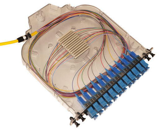 Fiber Termination Module, CT-X, Patch & Splice
