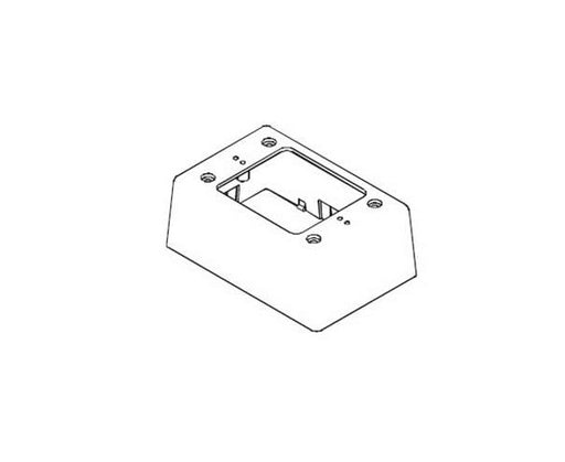 "E-Z Duct Junction Box (For EZ-58), W -3.5"" x H -5.2"" x D -2"""