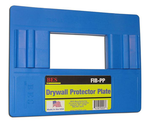 Drywall Protector Plate, Single & Dual Gang