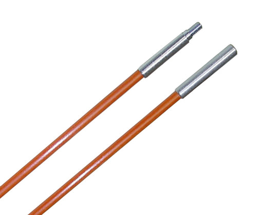 "3/16"" Fiberfish II, Plastic Coated Replacement Rods, Male/Female"