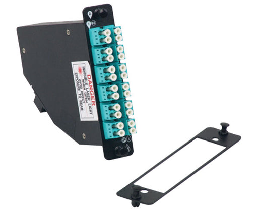 Fiber Adapter Plate, Use LGX Plates with Corning Housings