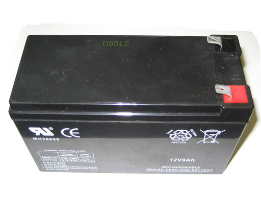 12VDC Rechargeable Battery