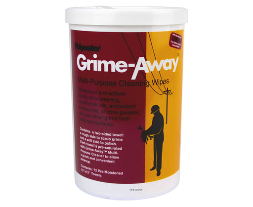 Grime-Away™ Cleaning Wipes