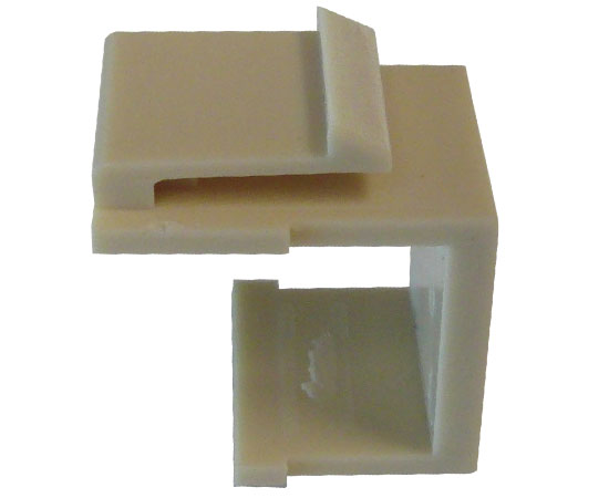 Blank Keystone Insert, Snap In
