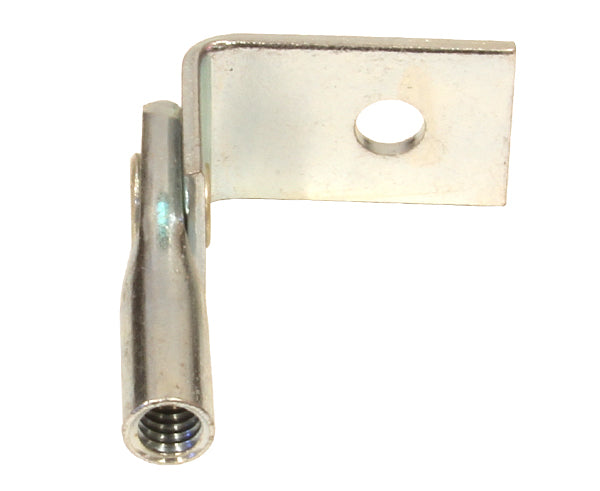 "Angle Clip, 90™, 1/4-20 Threaded Rod, 1/4"" Hole"