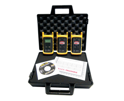 ZOOM 2 Dual 850nm Laser 1310 Multimode/Single Mode Fiber Test Kit