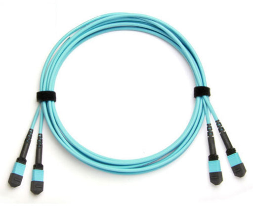 MTP Cable, Multimode, 24 Fiber, 50/125 10 Gig OM3