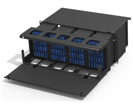 Fiber Patch Panel, Signature Series, 4U