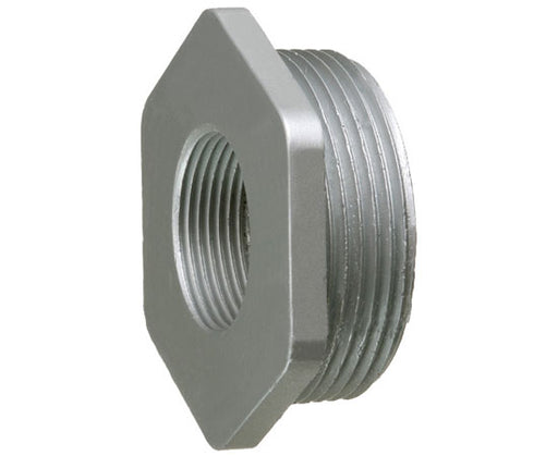 "Larger Reducing Bushings Zinc die-cast  2""-1/2"" x1-1/4"" to 4"" x 3-1/2"""