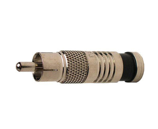 RCA RG6 Nickel SealSmart Coaxial Compression Connectors