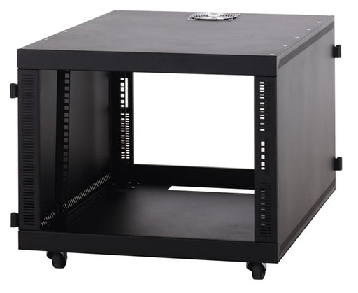 Network Rack, SOHO Server Enclosure, 8U - No Doors