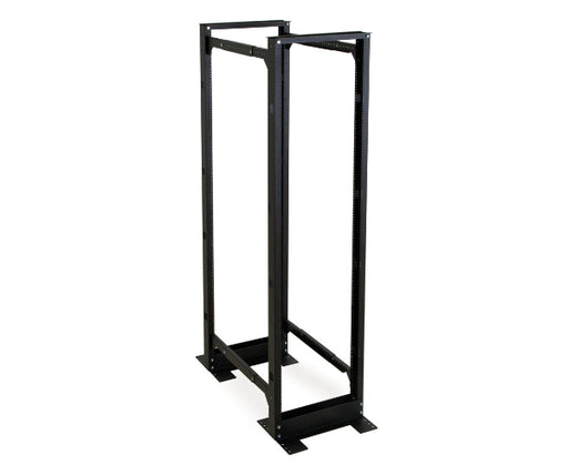 Kendal Howard 45U 4-Post Adjustable Rack - Front View