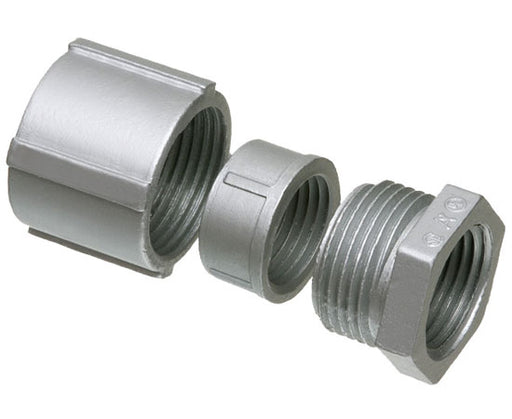 3-Piece Zinc die-cast Coupling Rigid IMC