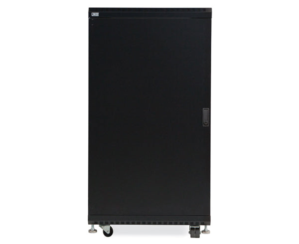 Network Rack, Server Enclosure, Solid/Vented Doors 3 of 7