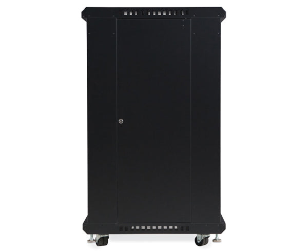 Network Rack, Server Enclosure, Solid/Vented Doors 5 of 7