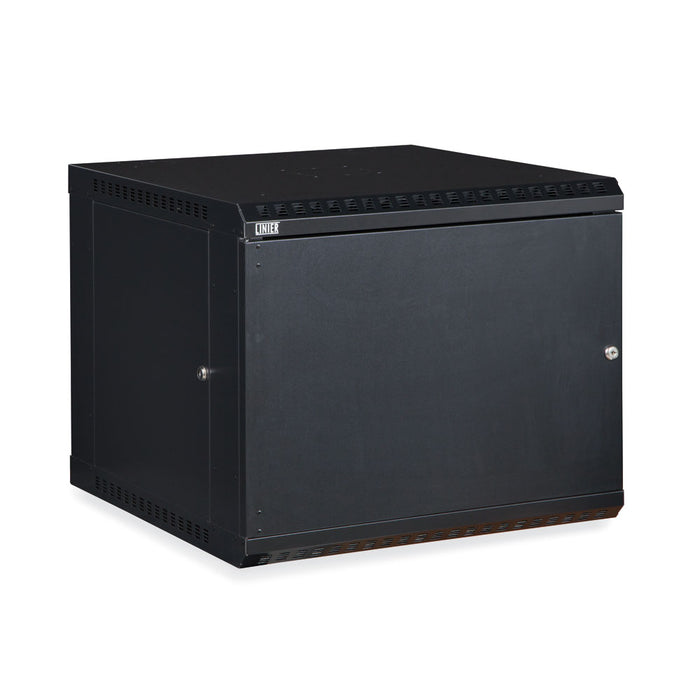 Network Rack, Fixed Wall Mount Enclosures, Solid Door