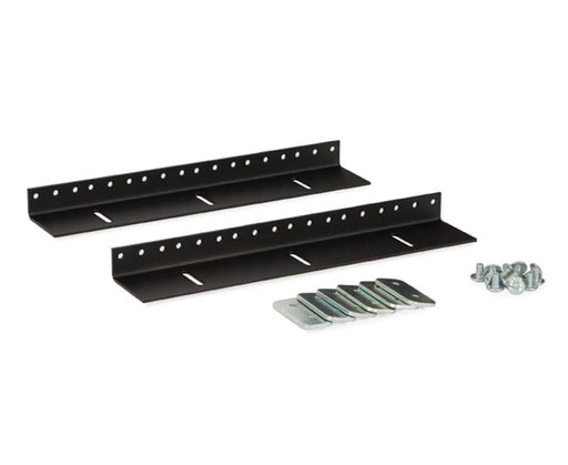 Network Rack, Adjustable Rail Kit, Vertical