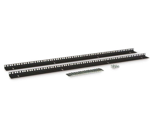 Network Rack, Server Cabinet Rail Kit, Vertical