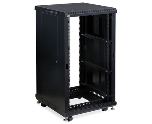 Network Rack, Server Enclosure, No Doors 1 of 7