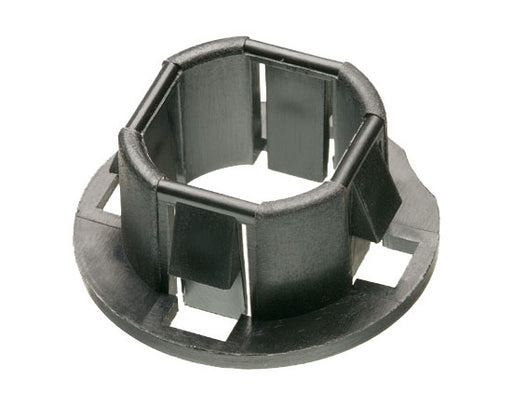Plastic Snap-in Bushings Black
