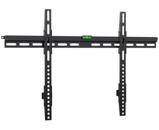 "LED, LCD & Plasma Flat TV Wall Mount 26"" to 60"" Slim Type, Single Bar, Fixed, Black"