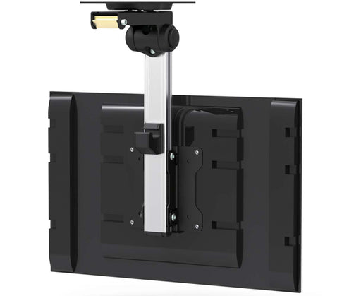 "LED, LCD & Plasma Folding TV Ceiling Mount for 13"" to 27"" Tilt & Swivel"