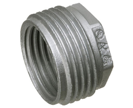 Metal Conduit Reducing Bushing - Zinc Die-Cast