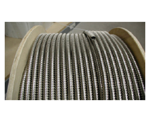 Armored Tubing For Cable