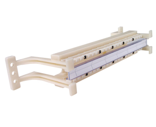 CAT 6 110 Wiring Blocks w/ Legs, Wall Mount