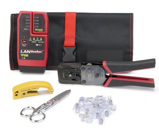 EXO ezEX-RJ45 Termination Tool and Test Kit
