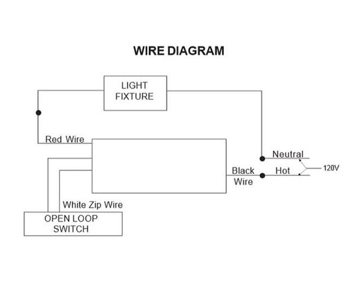 recessed Switch Current Controller