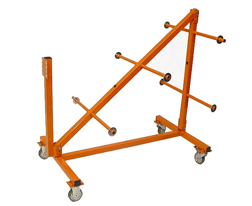 "Cable Dolly - 8 Axle, Four 12"" Wide Spindles"