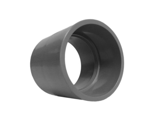 Schedule 40 Coupling, PVC Grey 3""
