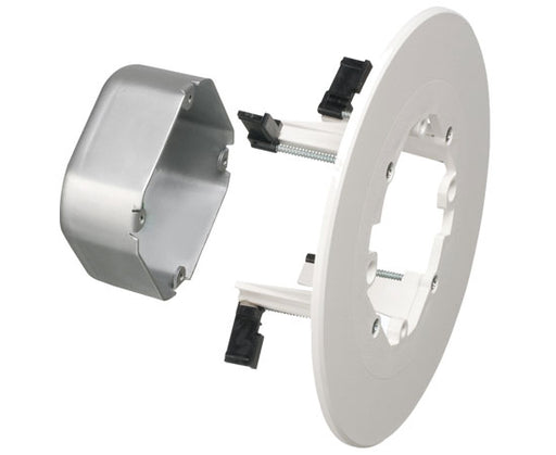 Steel CAM-BOX™ for Fixtures and Security Devices, White
