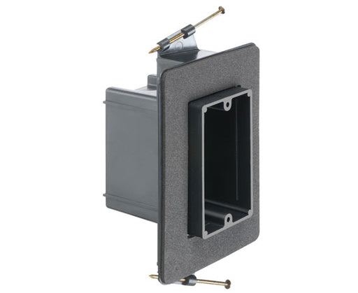 Single-Gang Nail-On Vapor Boxes For Devices - New Construction - Standard Drywall