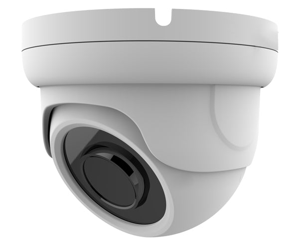 5MP IP H.265, IP66, Eyeball Dome Security Camera, 2.7-13.5mm Lens