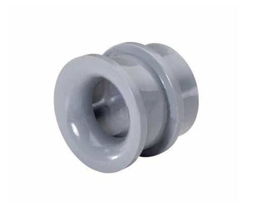 End Bell, Schedule 40 PVC, 1/2""