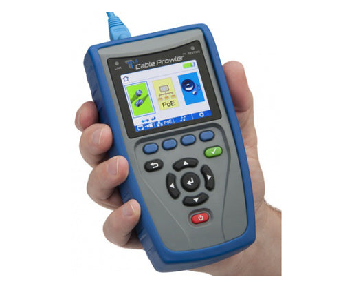 Cable Prowler™ PRO Test Kit - Ethernet and Coax Cable Tester
