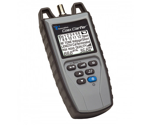Coax Clarifier™ Cable Tester