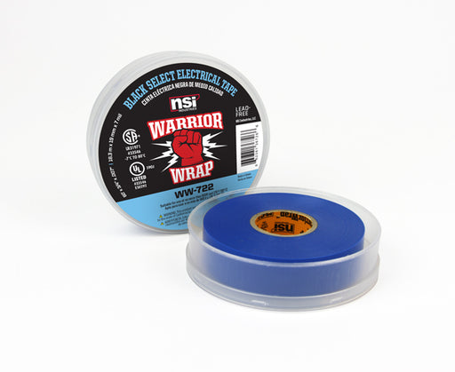 Warrior Wrap 7mil Select Vinyl Electrical Tape