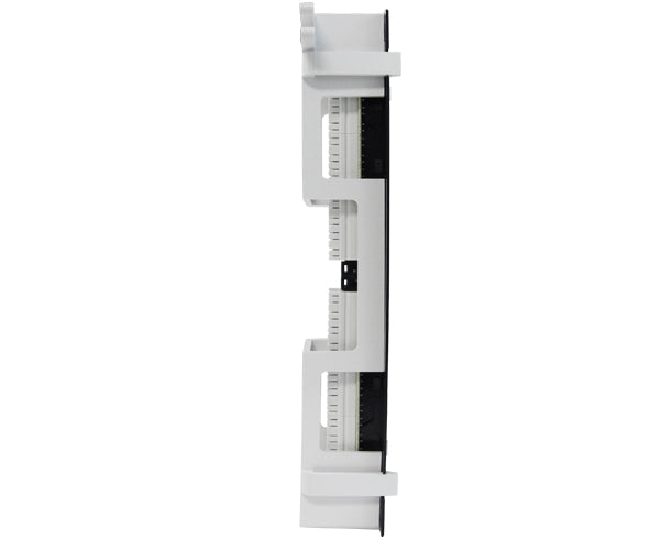 CAT5E 12 Port Vertical Patch Panel w/ Bracket_4