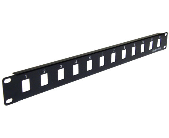 Blank Patch Panel - 24 Port - 7 of 11