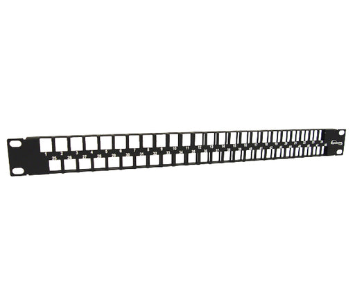 Ultra-High Density Blank Patch Panel, - 48-Port _1 of 8