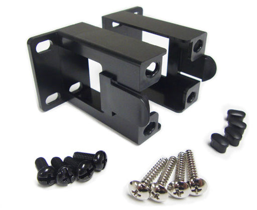 2-Piece Patch Panel Bracket Set - set